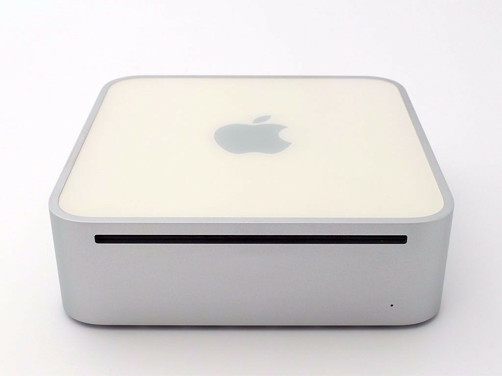 From a Mac mini into the cloud